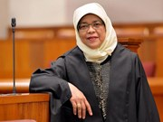 Congratulation sent to House Speaker of Singapore