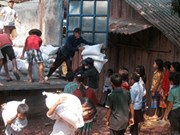 Lao Cai, Quang Tri provinces to get rice aid