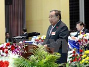 Laos' 10th National Party Congress closes