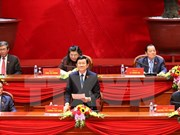 12th National Party Congress makes headlines in foreign countries