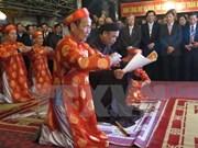 Thai Binh: Tran Temple Festival sets to open on Feb 20