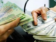 US dollar rate cut to three-month low