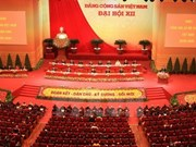 12th National Party Congress congratulated by more parties