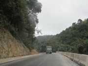 National Highway 217 upgraded to boost Vietnam-Laos economic ties