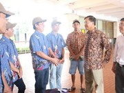 Another 17 fishermen repatriated from Indonesia
