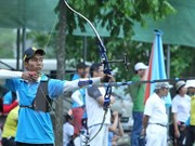 Vietnam wins eight golds at SEA archery event