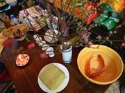 Tet traditions honour Kitchen Gods