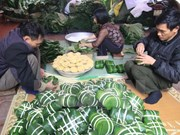 Quan An Ngon opens traditional Tet market