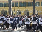 About 700 Vietnamese students join US mathematics contest