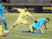 Football: Hanoi T&T beat Kitchee 1-0