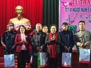 Ha Nam province ensures warm Tet for people