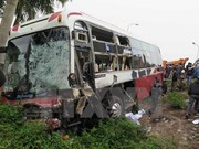 Traffic accidents kill 22 on Tet holiday's first day