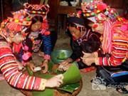 Ha Nhi people celebrate traditional New Year