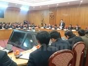 Hanoi focuses on post-Tet key tasks