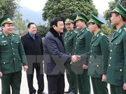 President continues tour of northern mountainous provinces