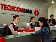 Techcombank's bad debt rate shrinks to 1.67 percent