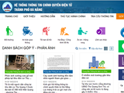 Da Nang launches online feedback site