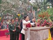 Con Son-Kiep Bac Spring Festival opens