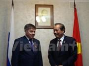 Vietnamese, Russian supreme courts strengthen ties