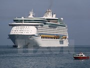 Chan May Port welcomes foreign cruise ships