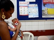 First case of Zika in Philippines
