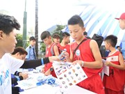 Jr. NBA Vietnam returns for third consecutive year