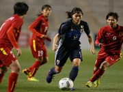 Vietnamese team suffers heavy defeat against Japan