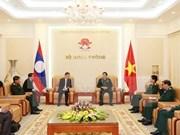 Vietnam, Laos to develop special solidarity