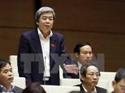 Legislators make comments on Press Law