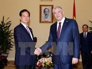 PM greets Russian interior minister