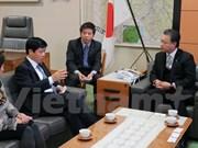 Vietnam, Fukushima prefecture step up relations
