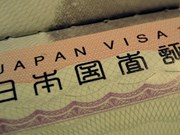 Japan to ease visa rules for Vietnam: local newspaper