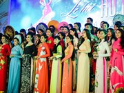 Festival honours ao dai based on songs by Trinh Cong Son