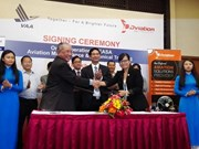 Vietnam signs deal with Malaysia academy for aviation training