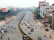 Hanoi hastens transport construction to reduce traffic jams