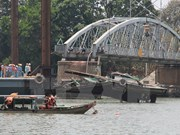 Construction work on new Ghenh bridge starts