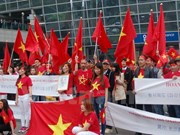 Vietnamese in RoK protest China's illegal acts in East Sea