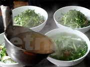 "April 4 announced as Day of Vietnam's traditional ""pho"" in Japan"