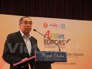 Malaysia proposes ASEAN News Agency at regional editors meeting