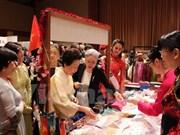 Vietnam attends Asia Pacific Ladies' charity fair