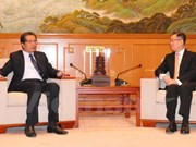 Vietnam, China need to step up relations: ambassador