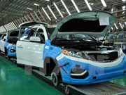 March automobile sales hike 112 percent