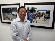 Photo exhibition on Laos opens in Nghe An