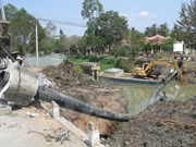 Tien Giang: Fresh water to be supplied to over 30,000 households