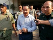 Cambodia: Lawmaker faces imprisonment for 'inciting revolt'