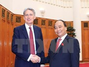 PM: Vietnam wants close collaboration with UK