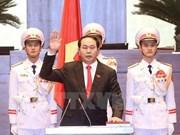 World leaders congratulates new President Tran Dai Quang
