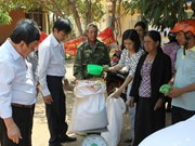 Ethnic people in Dak Lak receive Gov't rice support