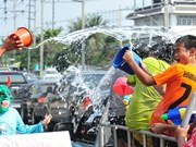 Thailand: scorching weather likely during Songkran festival