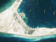US says China's island building in East Sea hurts eco-environment